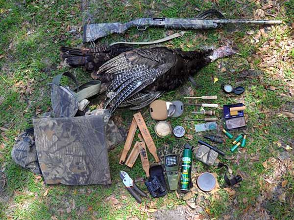 Opening Day Turkey Hunting Gear