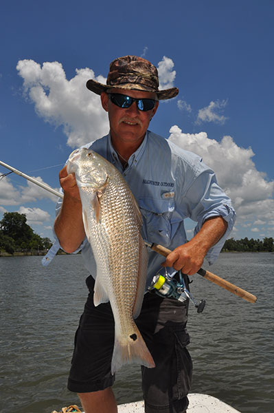 Capt. David Baxley of Headhunter Outdoors