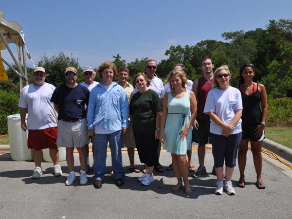 Brunswick Islands King Mackerel Classic Volunteers
