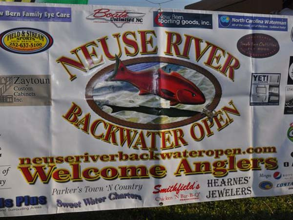7th Annual Neuse River Backwater Open