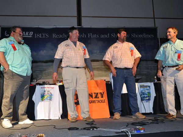 Mike Marsh Co-hosts George Poveromo Salt Water Sportsman Seminar Series